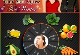 Top 10 Superfoods to Make Your Skin Glow This Winter