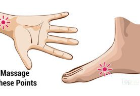 Top 10 Acupressure Points for Pain Relief & Other Problems