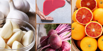 Top 10 Liver Cleansing foods