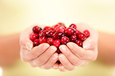 cranberries fight aging