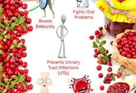 Top 10 Health Benefits of Cranberries