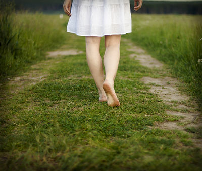 Benefits of Walking Barefoot on Grass - Page 2 of 2 | Top ...