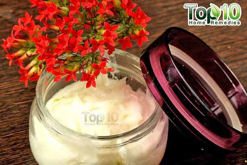 DIY whipped coconut oil lotion done1s