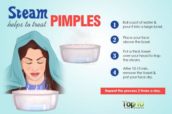 stem treatment for pimples