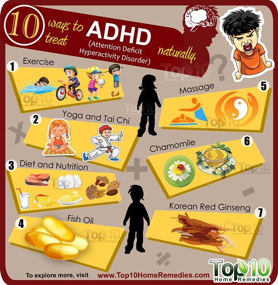 Adhd Natural Remedies Work