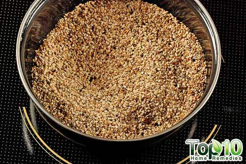 Dry roast the seeds on low heat for about 5 minutes or until they ...