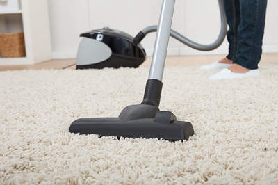 vacuum clean your house