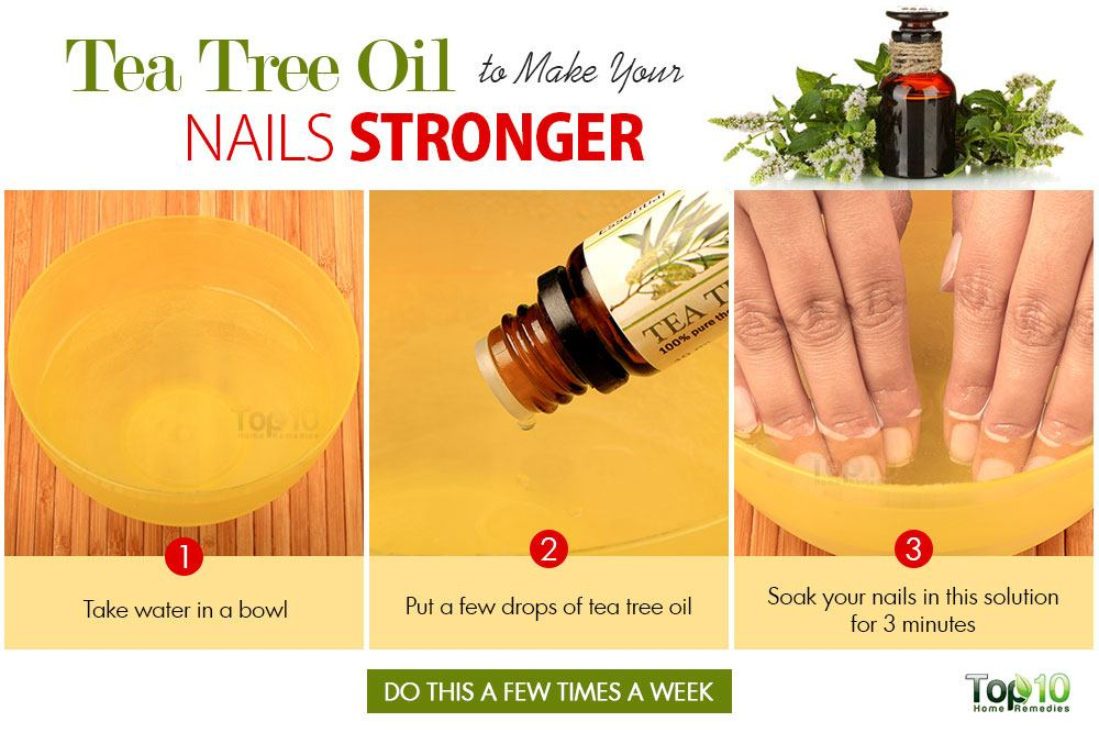 How to make your nails stronger top 10 home remedies - Easy home remedy strengthen dry brittle nails ...