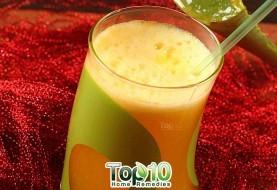 DIY Aloe Vera Juice & Smoothie