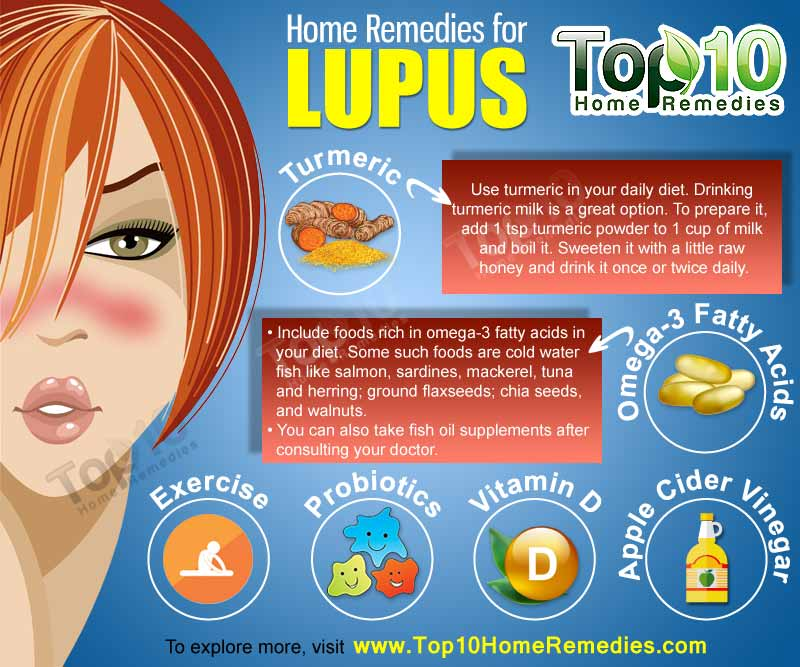 Skin Lupus Natural Remedies