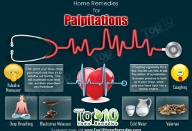Home Remedies for Palpitations