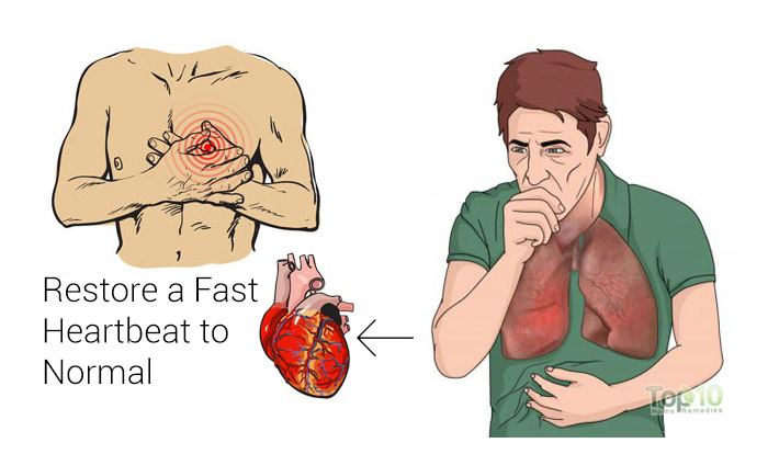 how to fix heart palpitations