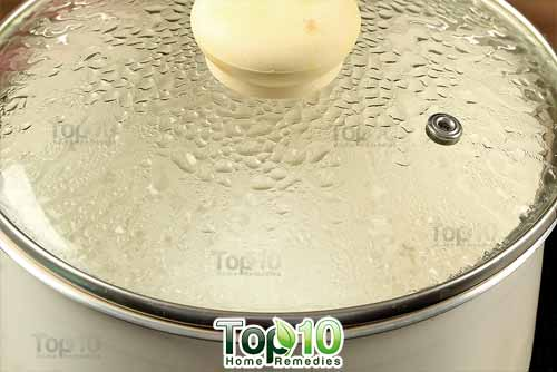 DIY ginger tea step5