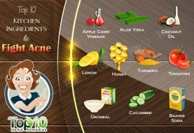 Top 10 Kitchen Ingredients to Fight Acne