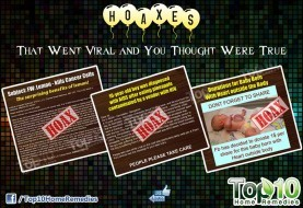 Hoaxes that Went Viral and You Thought Were True