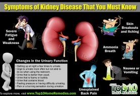 Top 10 Symptoms of Kidney Disease that You Need to Know