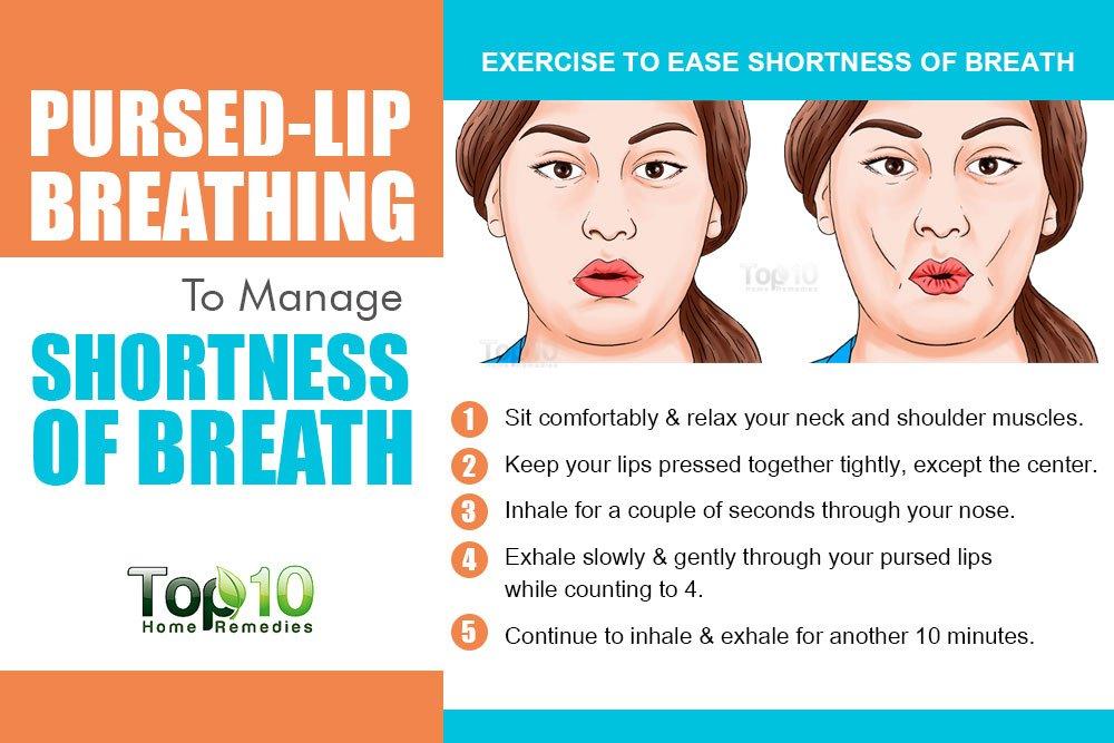 Heavy Breathing Home Remedies
