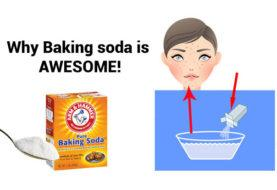10 Benefits of Baking Soda for Hair, Skin and Body