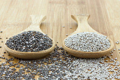chia seeds for fiber