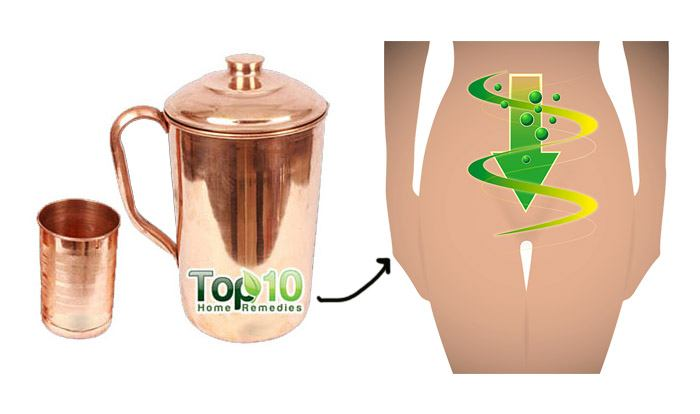 Drink Water Stored in a Copper Vessel to Reap Numerous Health Benefits - Page 2 of 3