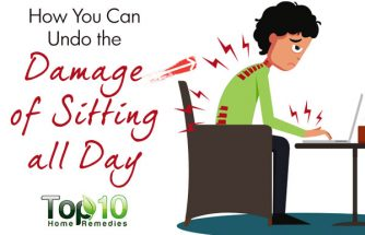 How You Can Undo the Damage of Sitting All Day