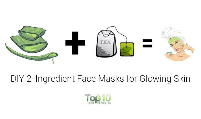 glowing skin diy mask