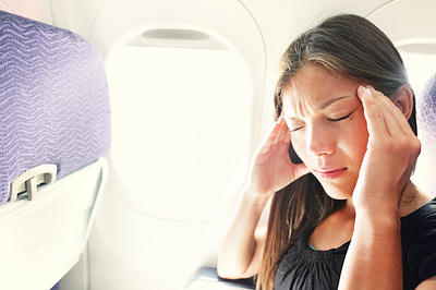 ease motion sickness
