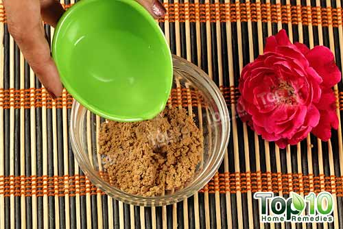 how to prepare face mask at home