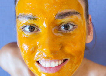 DIY 2-Ingredient Face Mask