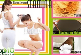 Home Remedies to Increase Stamina and Energy