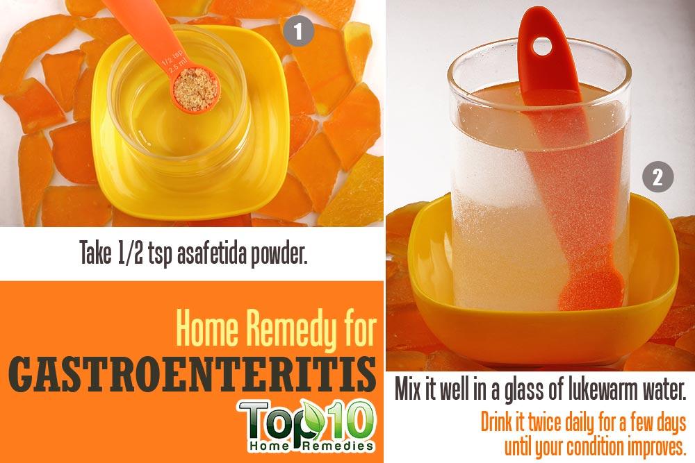 Viral gastroenteritis infection in kids