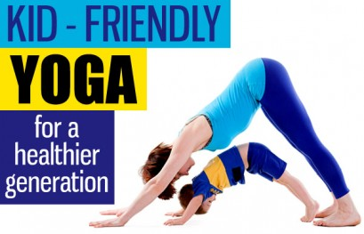 kid friendly yoga