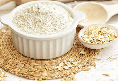 oatmeal powder dry shampoo