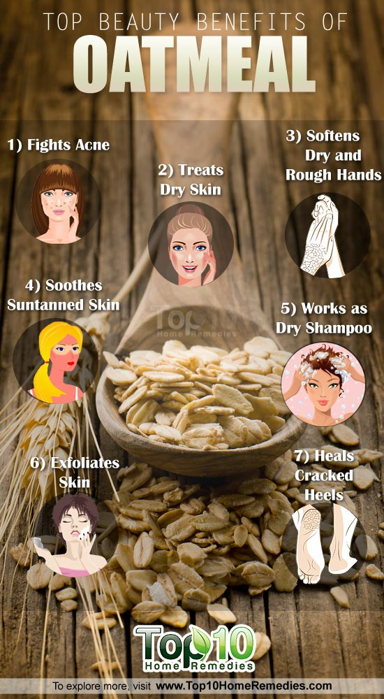 how to make oatmeal paste for hair removal