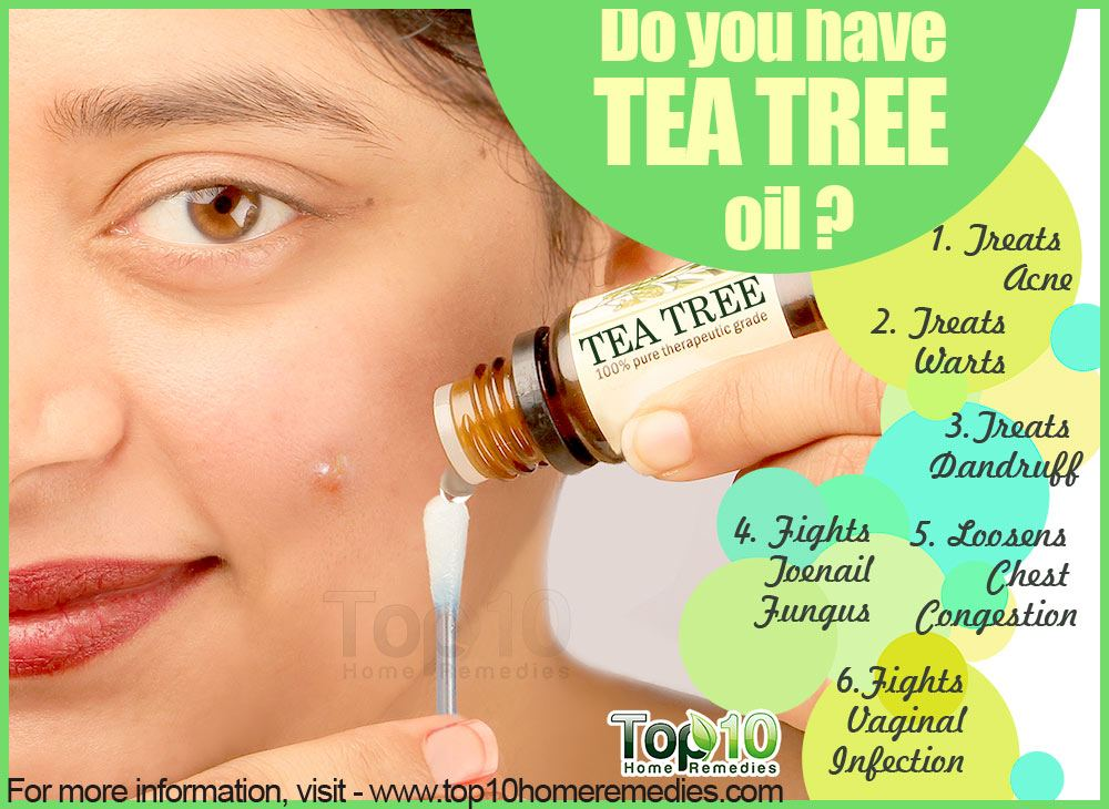 Is tea tree oil good for your face