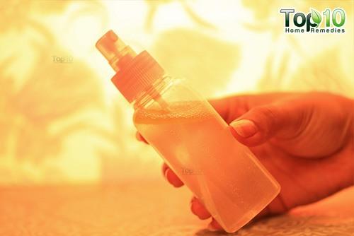 DIY air freshener spray step5