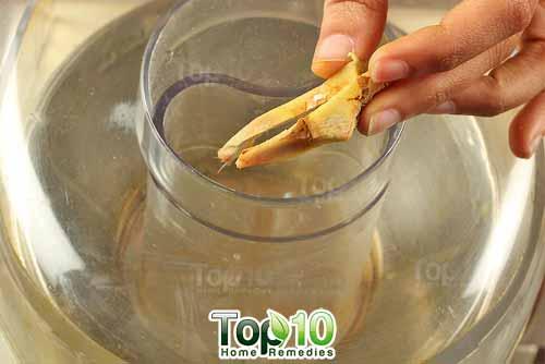 DIY arthritis juice recipe1 step1