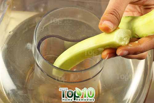 DIY arthritis juice recipe 1 cucumber