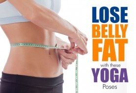 Lose Belly Fat Fast and Feel Good with these Yoga Poses