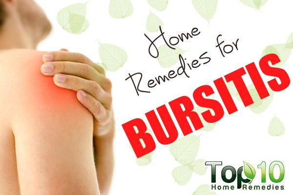 Home Remedies For Bursitis Top 10 Home Remedies