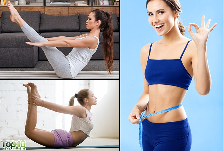 Lose Belly Fat Fast and Feel Good with these Yoga Poses ...