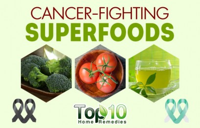 Top 10 Cancer-Fighting Superfoods