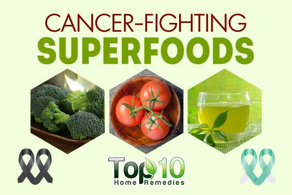 7 Superfoods to Prevent Cancer