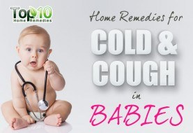 Home Remedies for Colds and Coughs in Babies