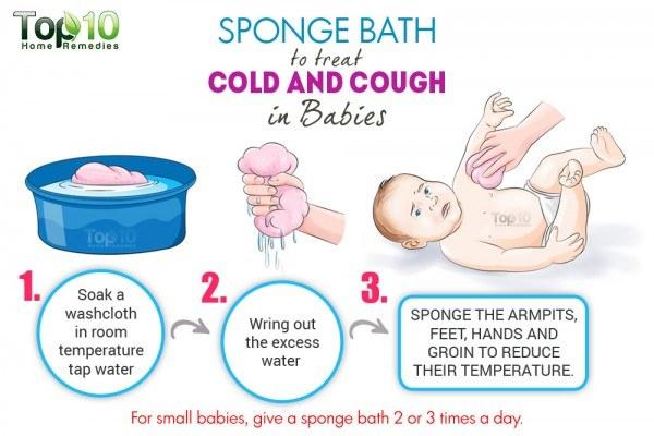 sponge bath for babies