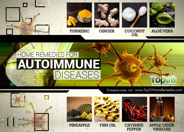home remedies for autoimmune disease