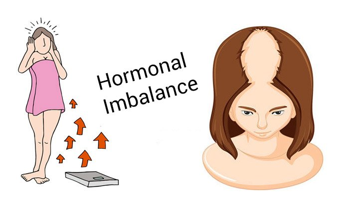 how to lose weight if you have hormonal imbalance
