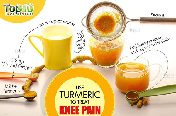 turmeric remedy for knee pain