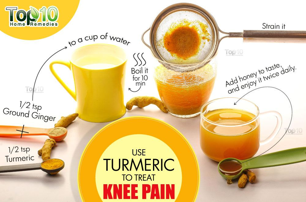 Natural Remedies For Knee Pain Arthritis