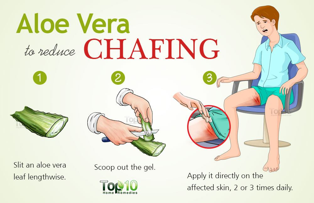 Home Remedies For Chafing Top 10 Home Remedies